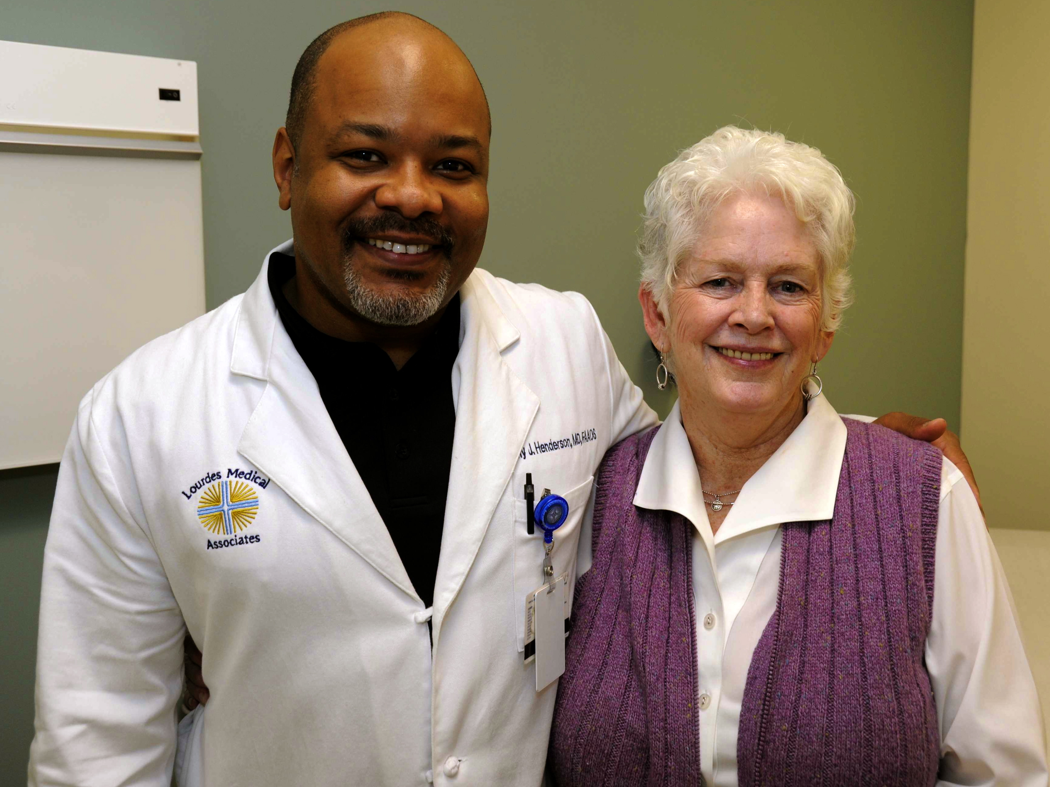 Lourdes Offers Patients New Muscle-Sparing Approach to Hip